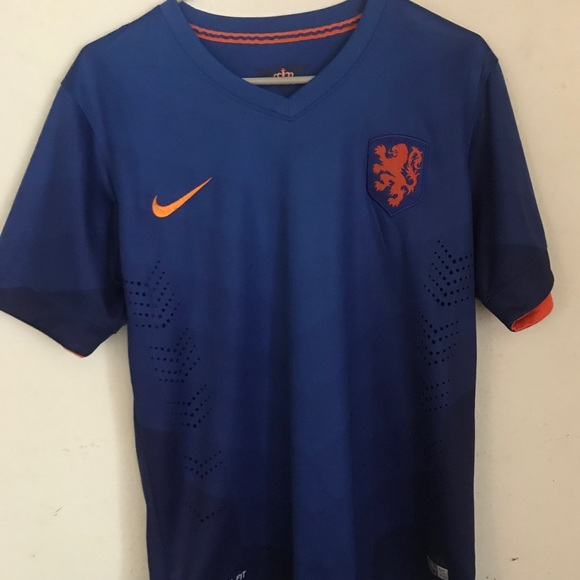 a31b326ba Nike Shirts | Authentic Holland Away Jersey 1010 Condition | Poshmark